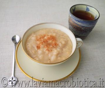 crema di cereali copia