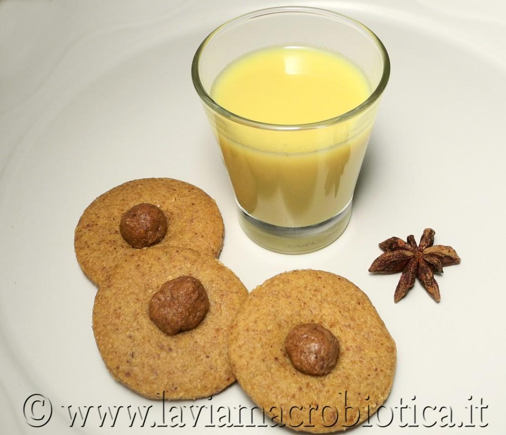 biscotti friabili alle mandorle