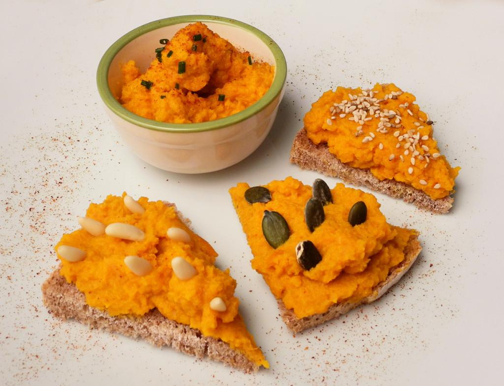 Patè di carote 2