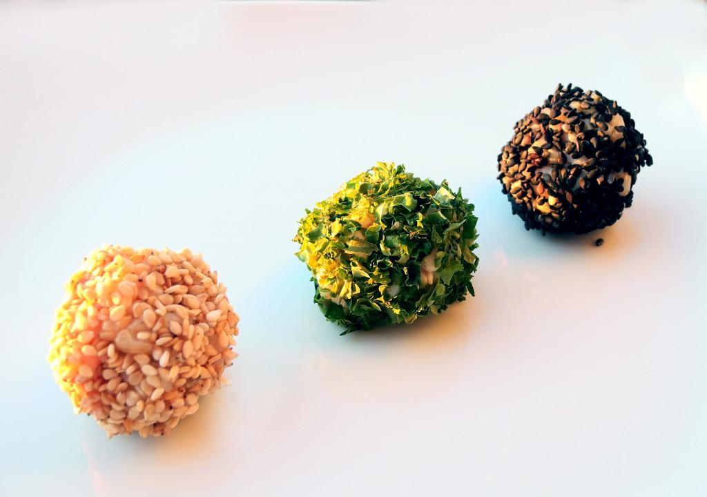 palline di riso integrale