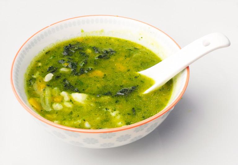 minestra-di-riso-integrale-zucca-e-cavolo-nero
